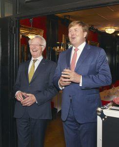 Koning Willem Alexander ook op bezoek bij Stadsdorpen