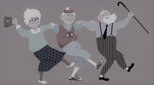 Swingend dansen vanaf 13 december in de Muziekschool in de Bachstraat